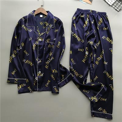 Classy Prints Pajamas For Men 1