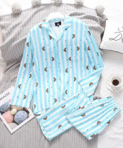 Soft Cotton Comfortable Pajamas For Women 3