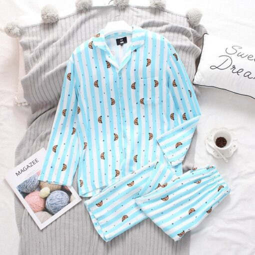 Soft Cotton Comfortable Pajamas For Women 1
