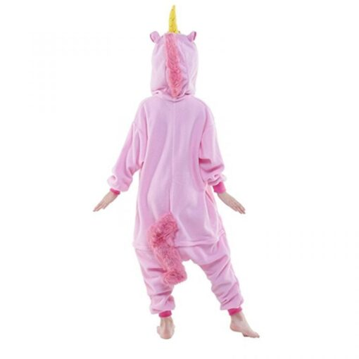 Children Unisex Unicorn Onesie Animal Pajamas Boys/Girls 3