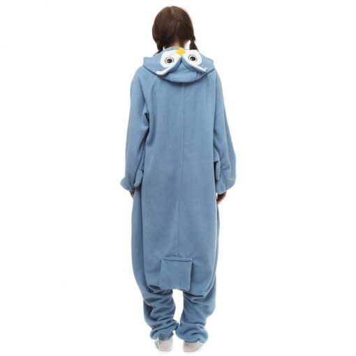 Cosplay Owl Onesie Pajamas For Adult 3