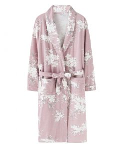 Matching  Unicorn Printed Couple Pajamas Set 9