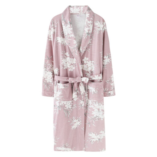 Matching  Unicorn Printed Couple Pajamas Set 5