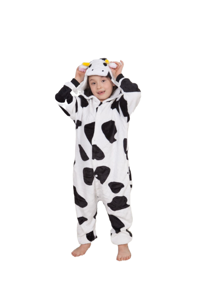 Animal theme Mother and Daughter Pajamas 3