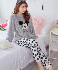 Adorable Cartoon Pajamas For Women 8