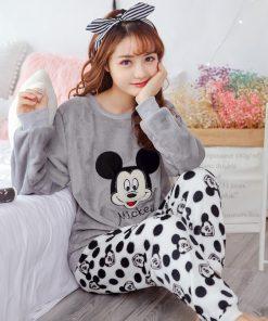 Adorable Cartoon Pajamas For Women 6