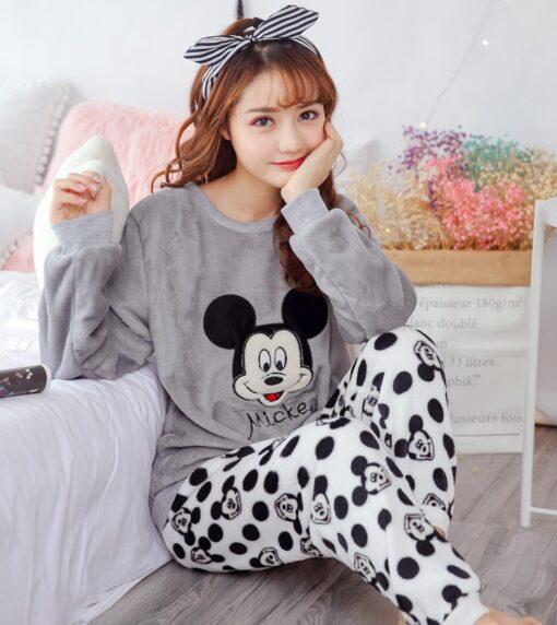 Adorable Cartoon Pajamas For Women 2