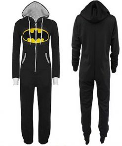 mens superhero pajamas