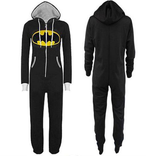 mens superhero pajamas