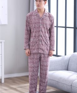 Cool Plaids Pajamas for Men 4
