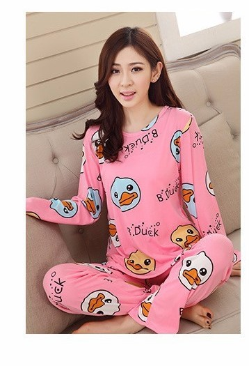 Enchanting Women Night Suit Pajamas 1