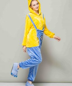Minion Theme Matching Onesies for Couples 10