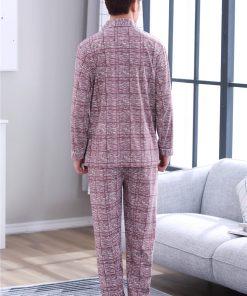Cool Plaids Pajamas for Men 5