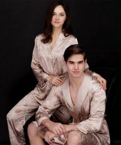 Couple loungewear Pajamas Sets 7