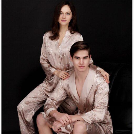 Couple loungewear Pajamas Sets 4