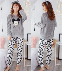 Adorable Cartoon Pajamas For Women 9