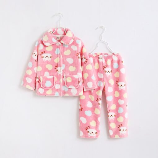 Matching Mother and Daughter Pajamas 3