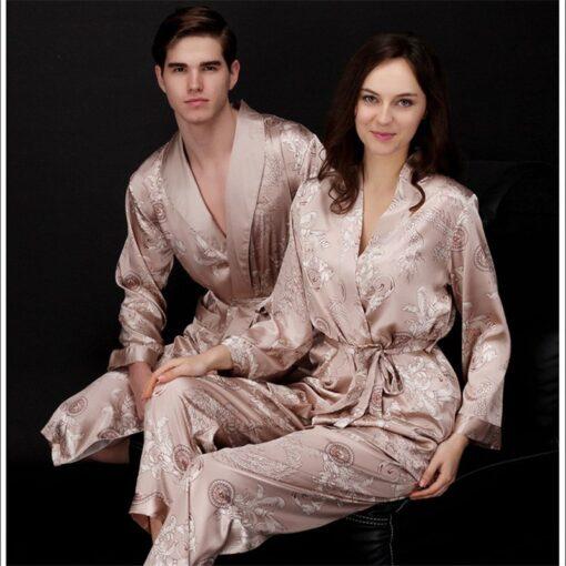 Couple loungewear Pajamas Sets 1
