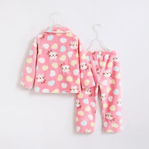 Matching Mother and Daughter Pajamas 4