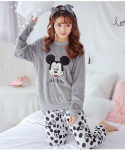 Adorable Cartoon Pajamas For Women 7