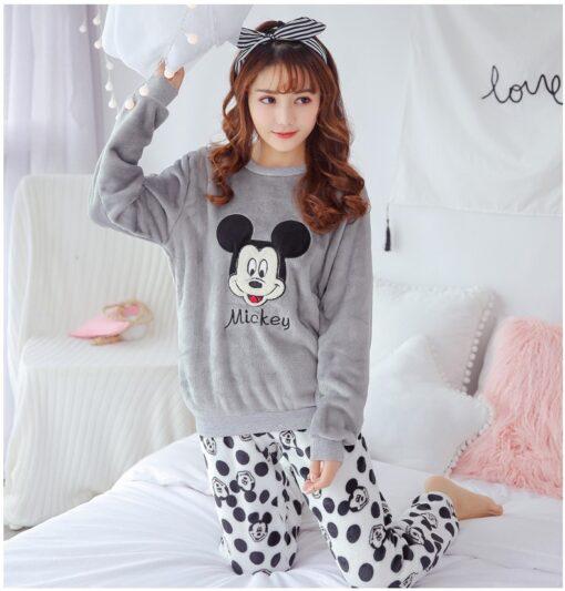 Adorable Cartoon Pajamas For Women 3