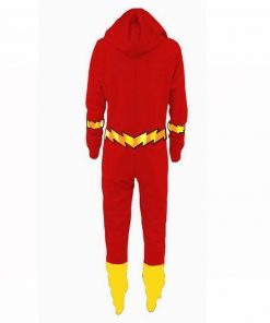 Justice League Flash Pajamas for Adult 6