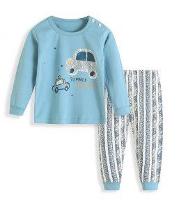 Cute Printed Pajamas for Kids 3