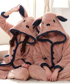 couple animal pajamas