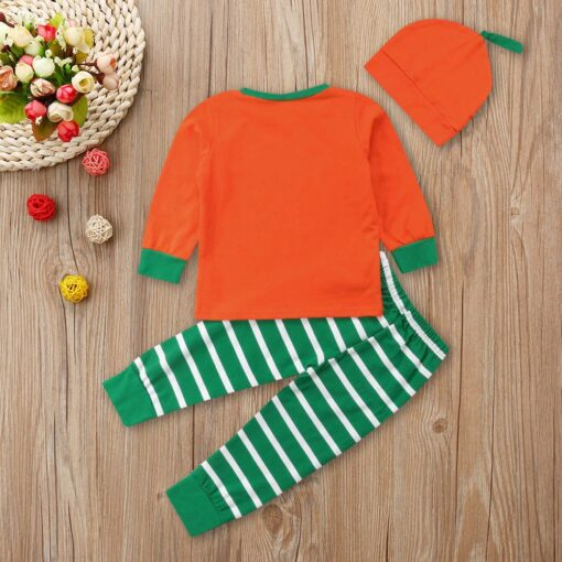 Halloween Festive Cute Kids Pajamas 2