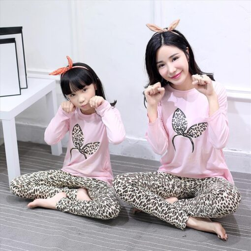 Mommy and Me Matching Pajamas 1