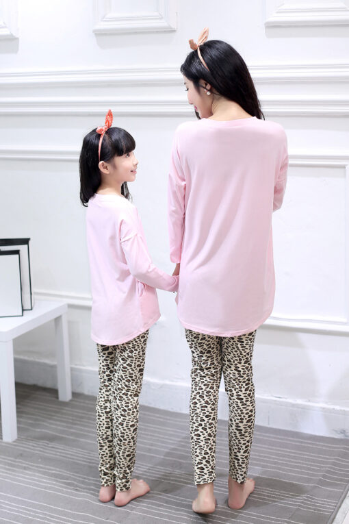 Mommy and Me Matching Pajamas 2
