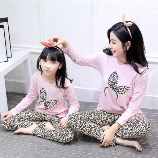 Mommy and Me Matching Pajamas 3