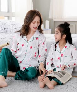 Mother Daughter Matching Pajamas