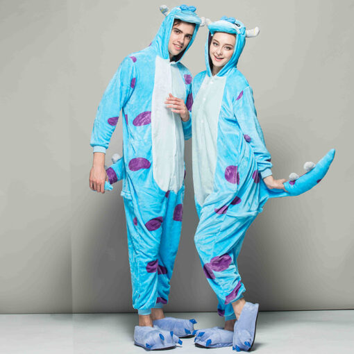 Matching Onesies for Adults 1
