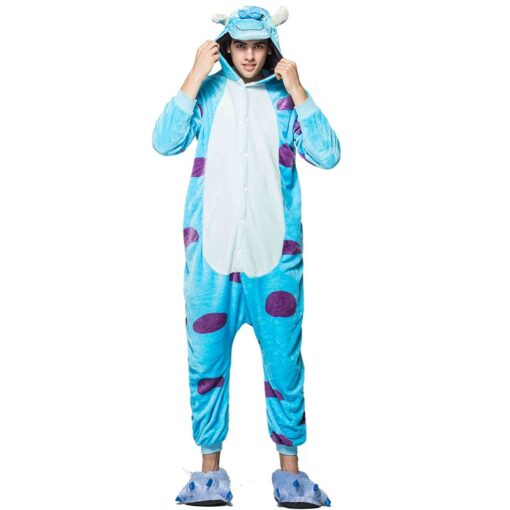 Matching Onesies for Adults 3