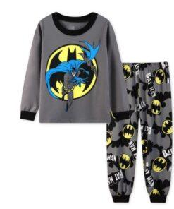 toddler superhero pajamas