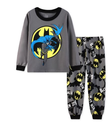 toddler superhero pajamas