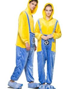 Minion Theme Matching Onesies for Couples 7