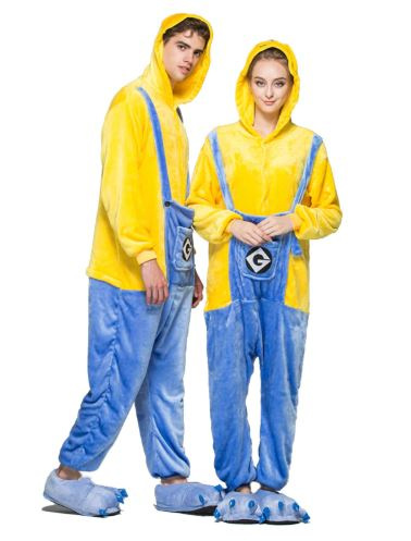 Minion Theme Matching Onesies for Couples 2