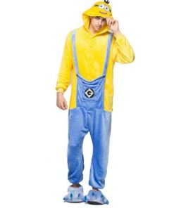 Minion Theme Matching Onesies for Couples 11