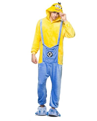 Minion Theme Matching Onesies for Couples 6