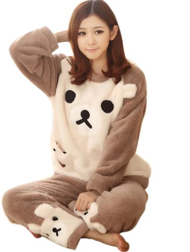 Animal Print Pajamas for Women 1
