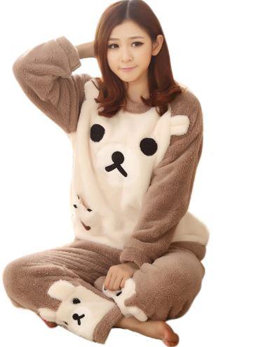 Animal Print Pajamas for Women 1