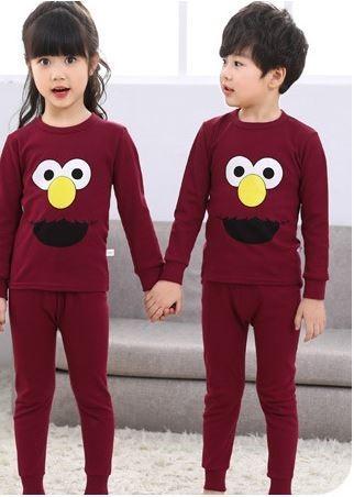 Cute Prints Pajamas For Kids 2