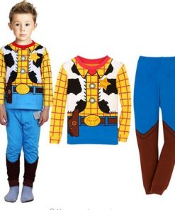 Toy Story Cowboy  Kids Pajamas 3