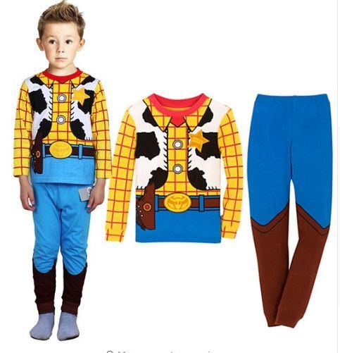 Toy Story Cowboy  Kids Pajamas 1