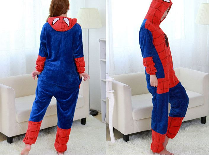womens superhero pajamas