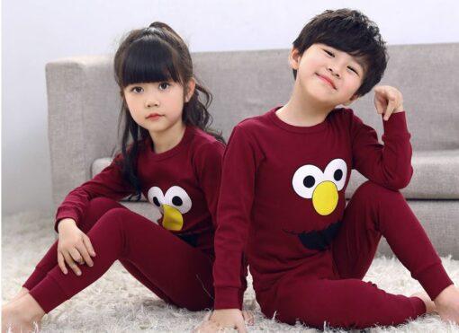 Cute Prints Pajamas For Kids 1