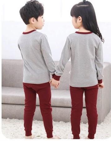 Cotton Unisex Night Suit Pajamas for Kids 3