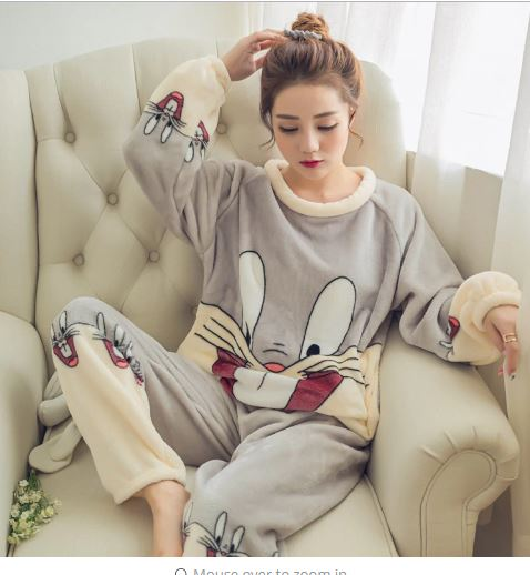 Cute Animal Pajamas for Women 1